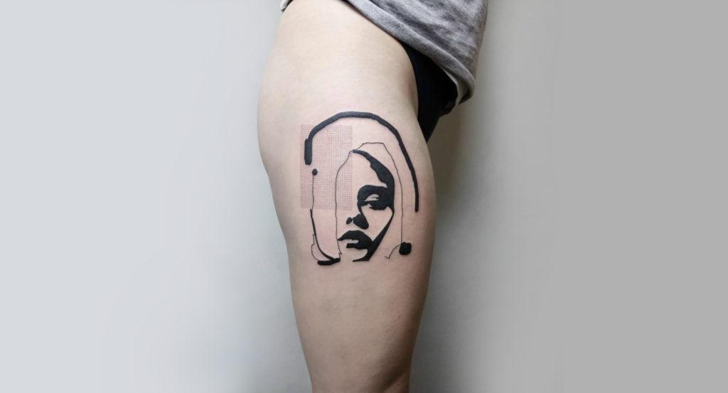Арт-терапия: 30 необычных современных татуировок