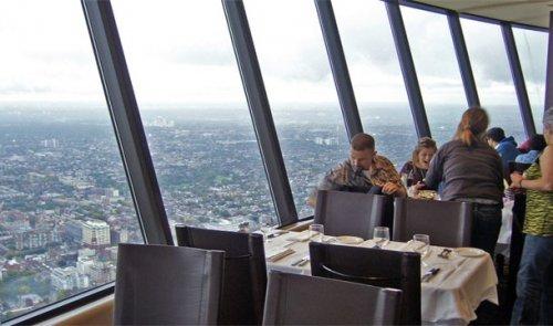 Топ-25: Рестораны с самыми умопомрачительными видами