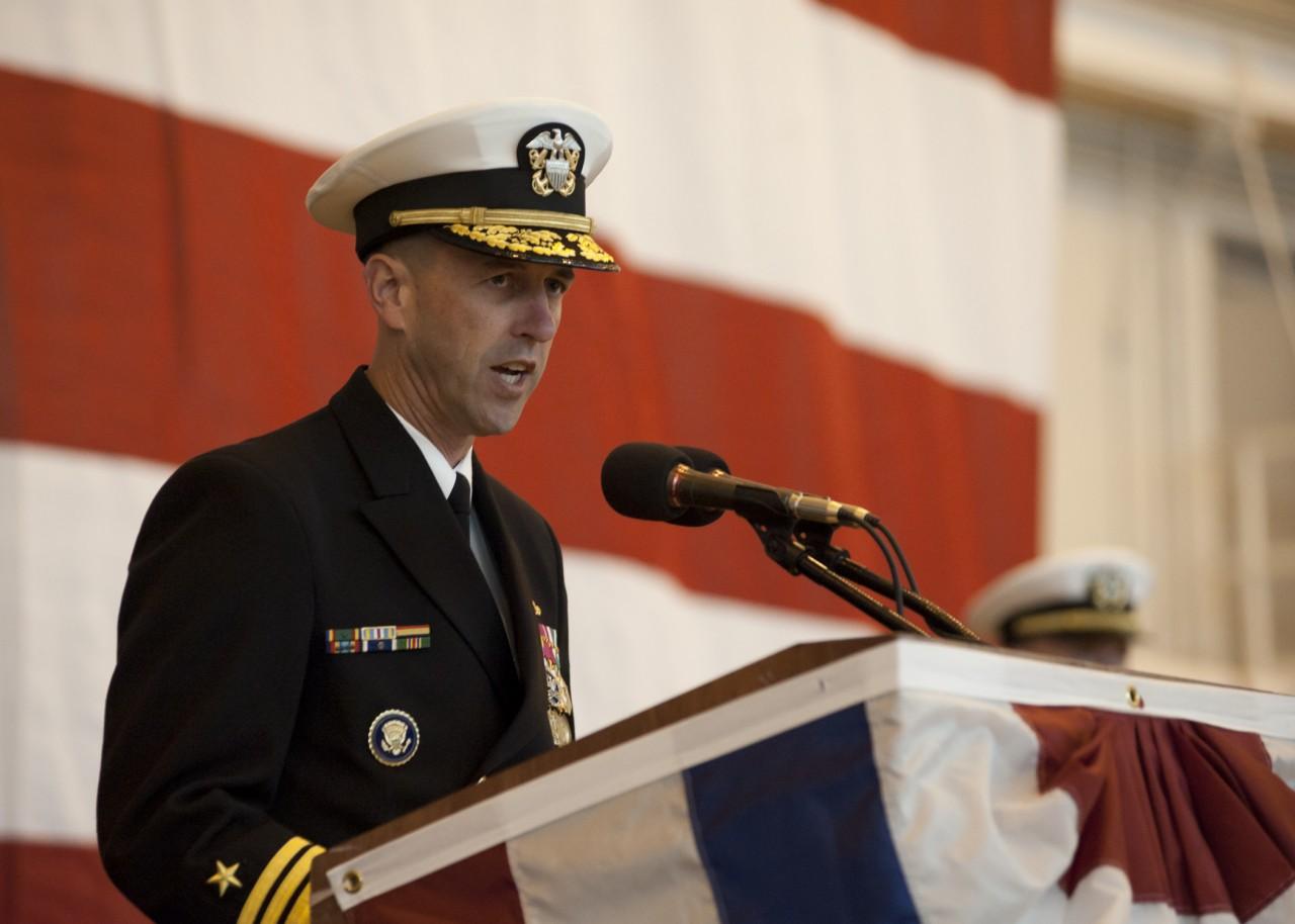 Фантазии американского адмирала, или просто, скудоумие