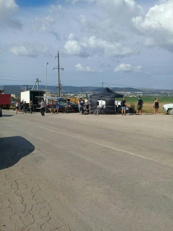 В Крым на съемки фильма приехала Лия Ахеджакова