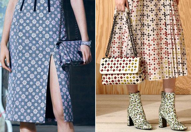 Как подобрать модную сумку в 2017 году - Versace, Veneta