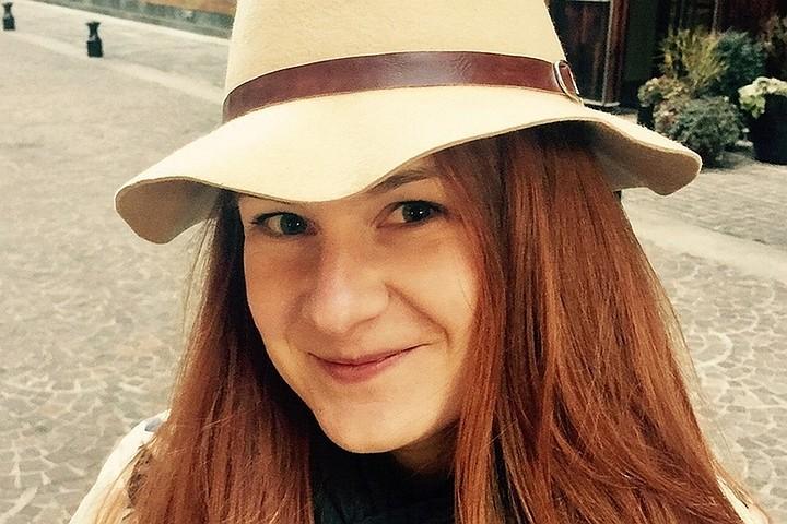 Против задержанной в США Марии Бутиной выдвинули новое обвинение