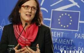 Робкие попытки брыкаться: ТТИП не заставит ЕС пойти на уступки в вопросах защиты своих потребителей — еврокомиссар
