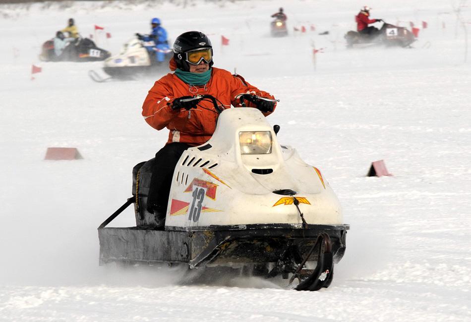 Буран: снегоход-легенда из СССР