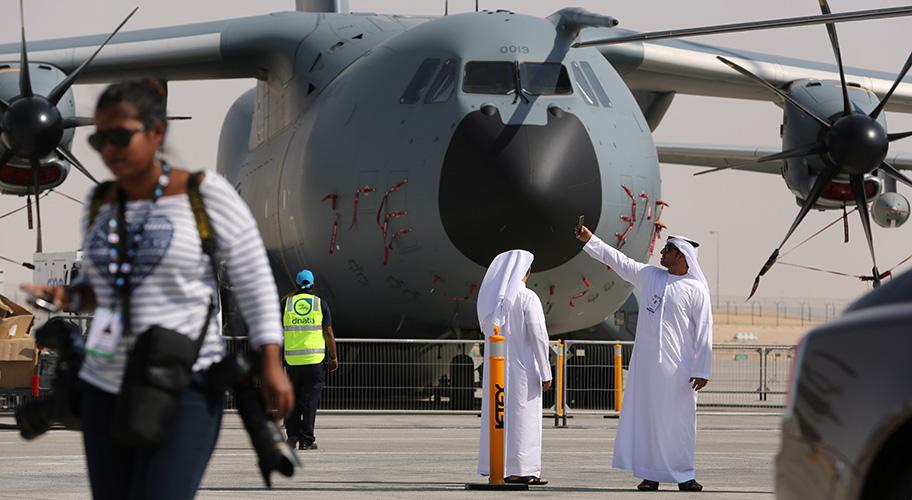Эмираты готовятся к войне