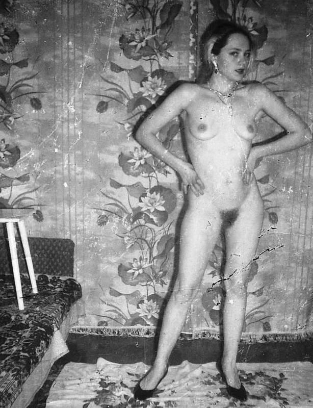 ссср девушки голые фото