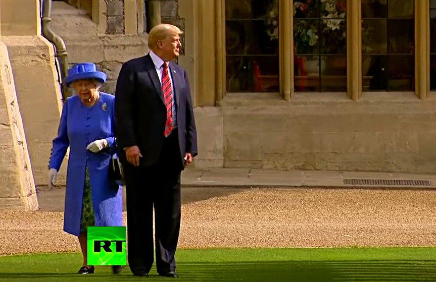 Иностранцы: «Сцена, которая описывает всю суть отношений Британии и США»