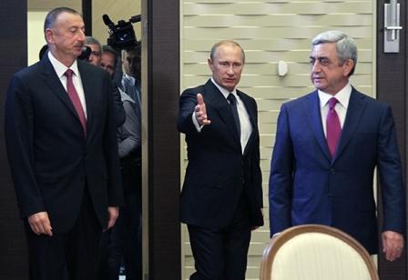 Россия— Азербайджан— США: бакинские «аналитики» приписывают Москве повадки Вашингтона