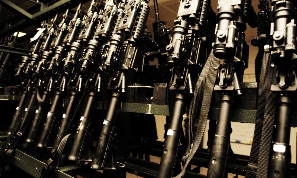 «Я здесь поселюсь». Подборка оружейных складов и арсеналов