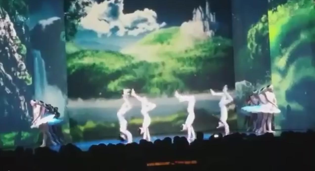 """""""На танцующих утят быть похожими хотят...""""Тюменская филармония извинилась за китайский «балет»"""