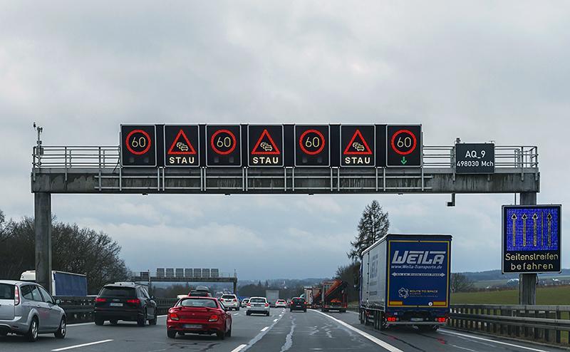 Почему водители в Германии боятся нарушать ПДД