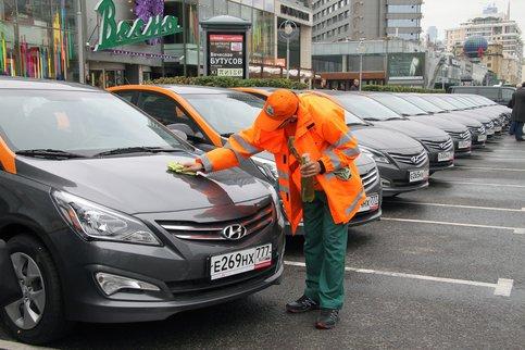 В Москве заработает новый оператор каршеринга