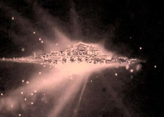 Астрономы НАСА обнаружили Обитель Бога