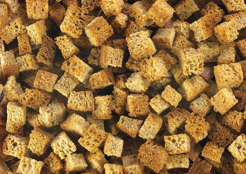 Свежий хлеб или сухари - вот в чем вопрос?