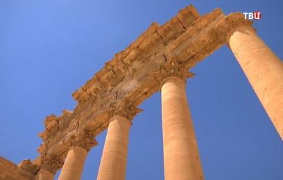 Скульптуры из Пальмиры восстанавливают без участия ЮНЕСКО