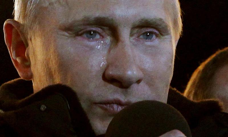 4 марта - Владимир Путин избран нынешним президентом России