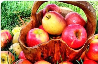 «Яблочный уход» за кожей, волосами и ногтями