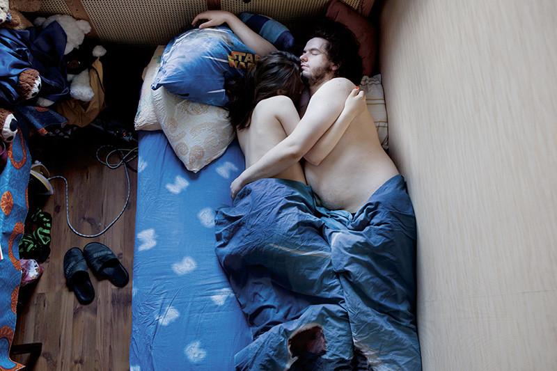Съемки в спальне ваш