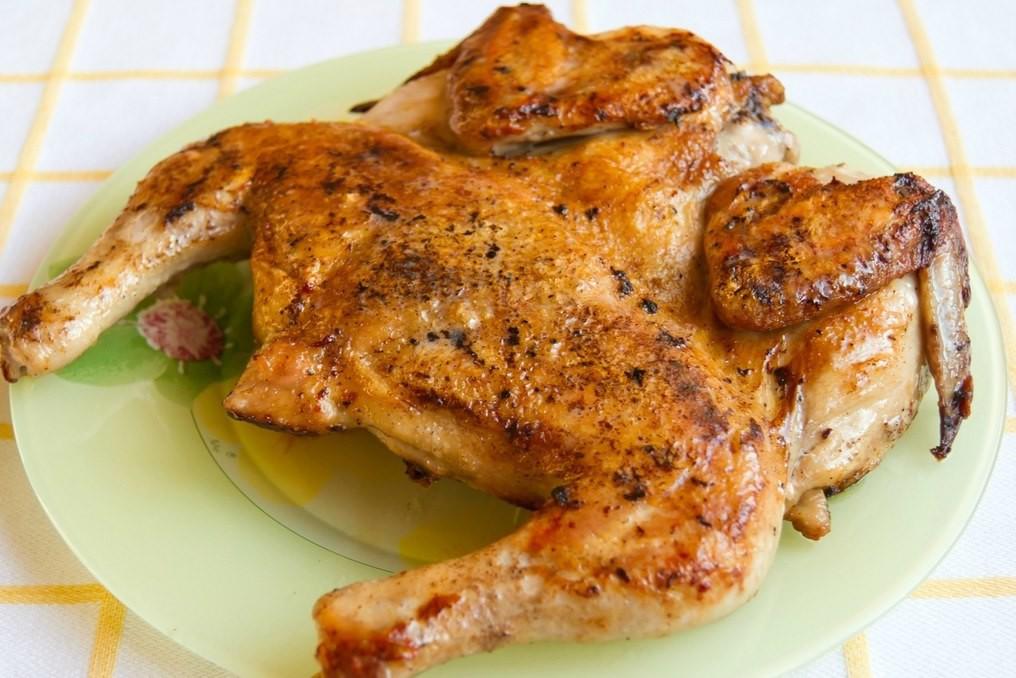 9 место - Цыплёнок тапака еда, жратва, жрать охота, хавчик