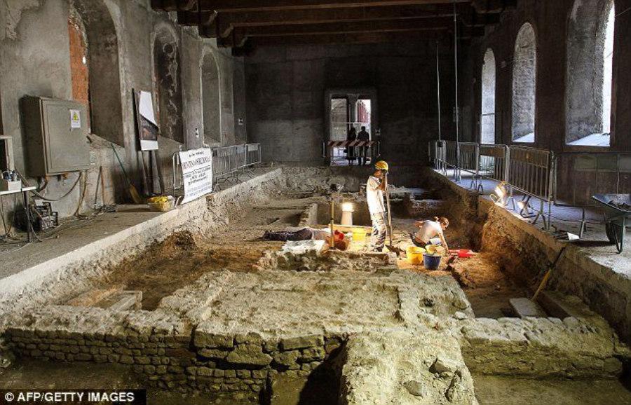 MonaLisa01 Обнаружены останки Моны Лизы