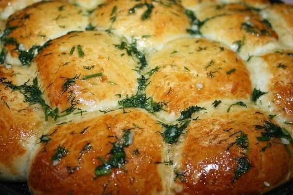 ПАМПУШКИ ЧЕСНОЧНЫЕ в хлебопечке