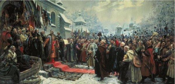О чем лгут историки про Украину
