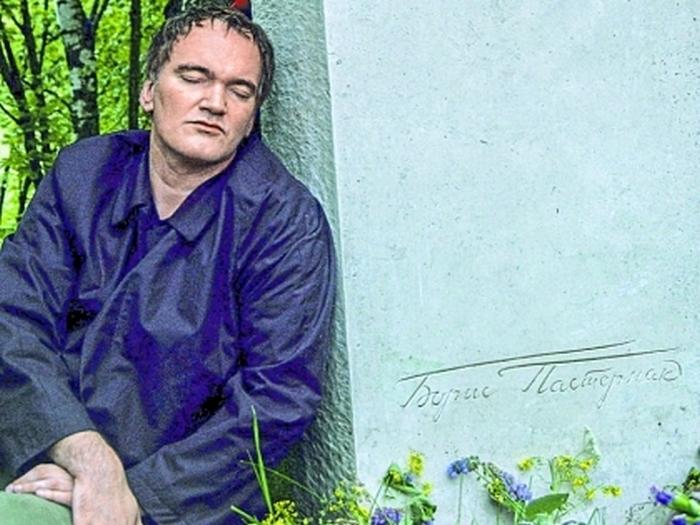 Что делал Квентин Тарантино на могиле Бориса Пастернака?