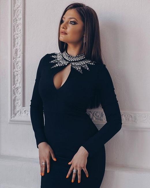 Алина Зарейник - победительница конкурса Краса студенчества России-2018