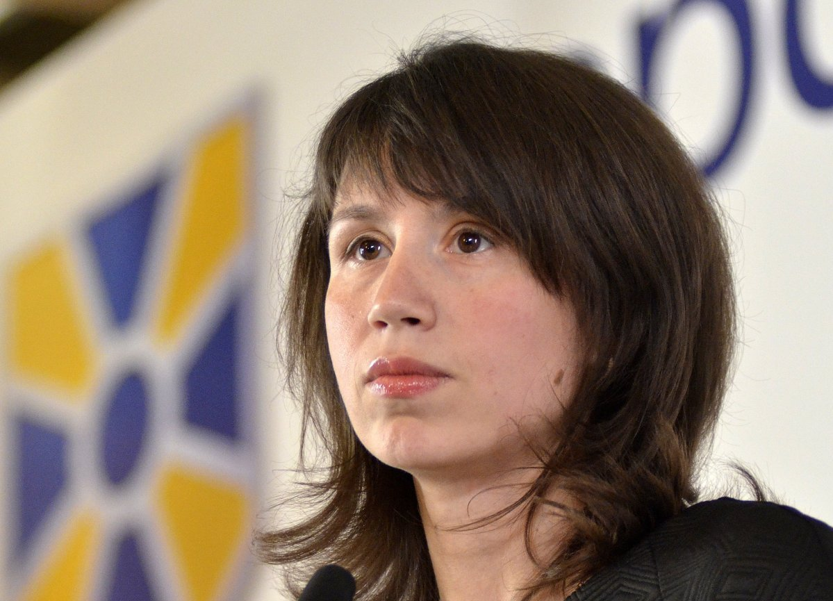 Советник главы МВД Украины призвала к проведению диверсий в России