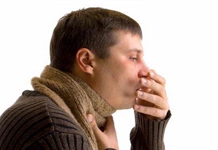 Как лечить непродуктивный кашель у взрослого