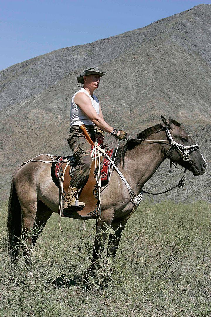 Так говорит Путин: 10 самых ярких фраз