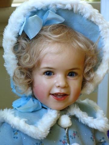 Удивительныe куклы Cиссель C…