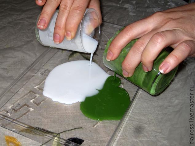 Мыло своими руками мастер видео фото