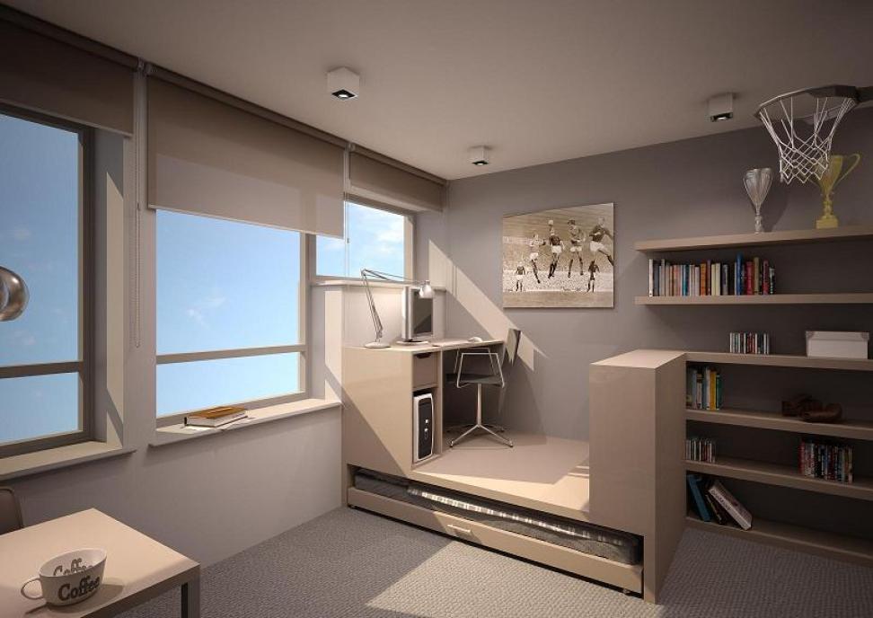 Микроквартиры - жильё будущего-11