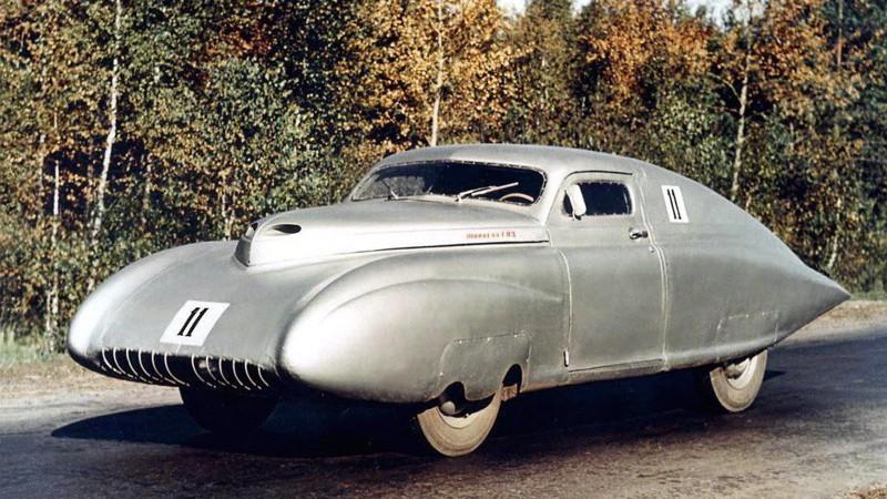 15 самых необычных автомобильных концептов в СССР