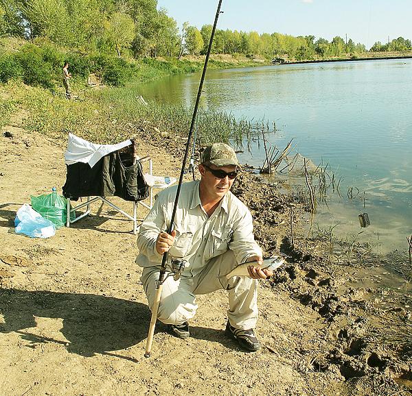 рыбалка в экстремальных условиях природы