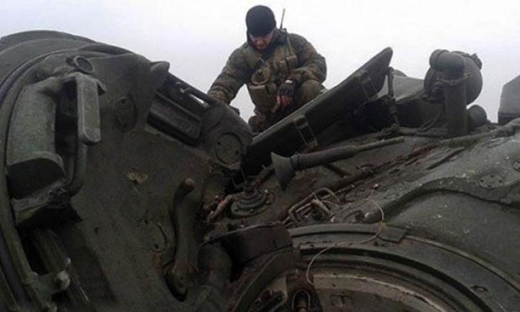 Мариуполь – у города американские танки, Широкино – ВСУ пытаются выбить ополченцев, ОБСЕ в сговоре с силовиками