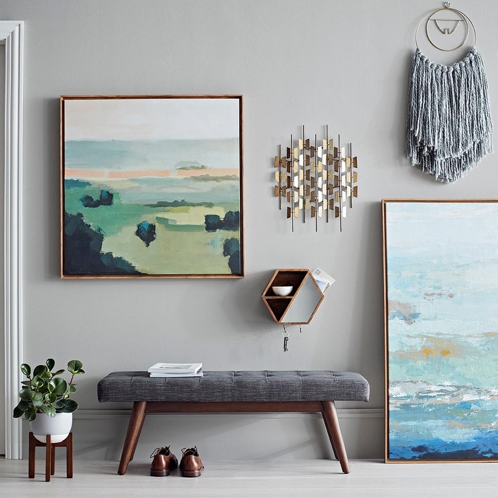 Банкетки для прихожей, спальни и кухни: оригинальный элемент интерьера в вашем доме