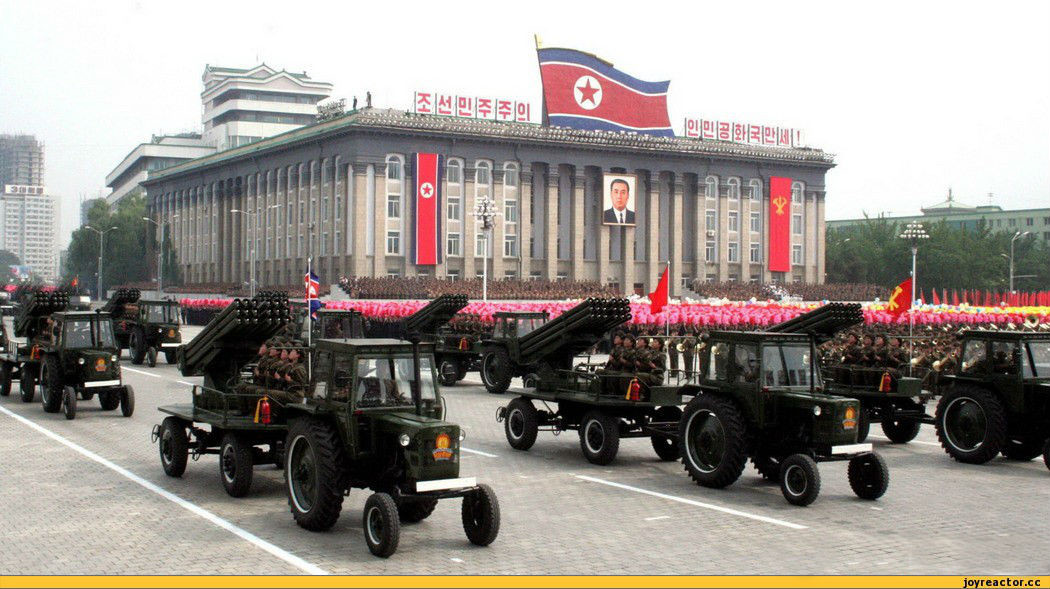 Непобедимая армия северной кореи