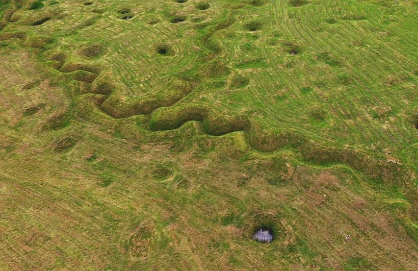 Как выглядят места сражений Первой мировой войны спустя 100 лет