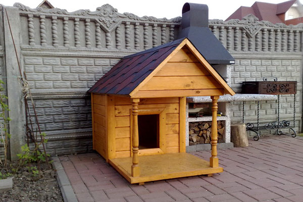 Будка для собаки. купить заказать - ЧП, Wild-dog Украина, Киев
