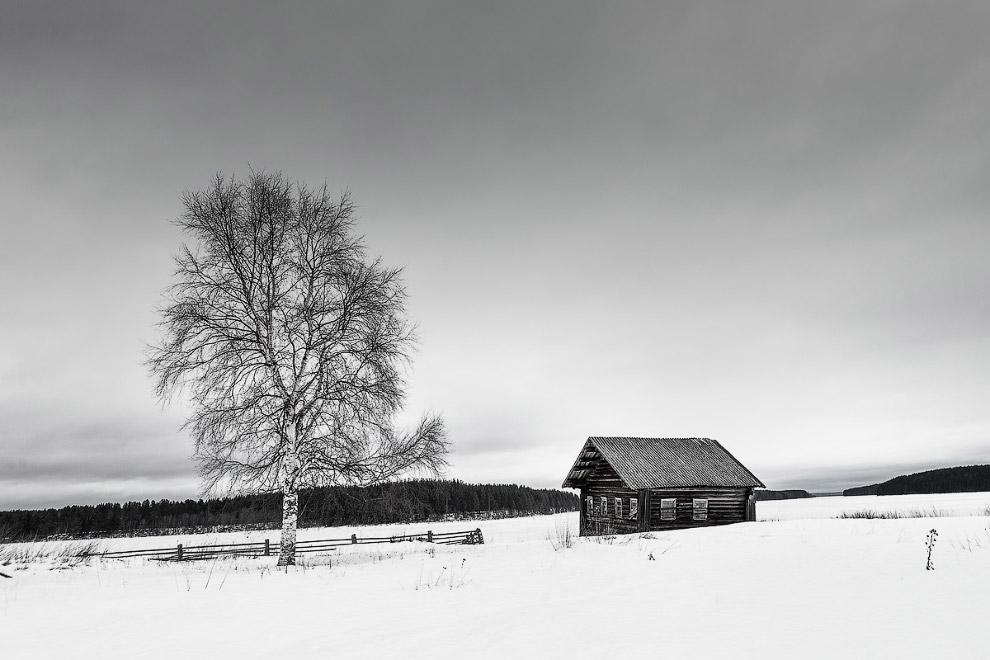Деревня Семеново