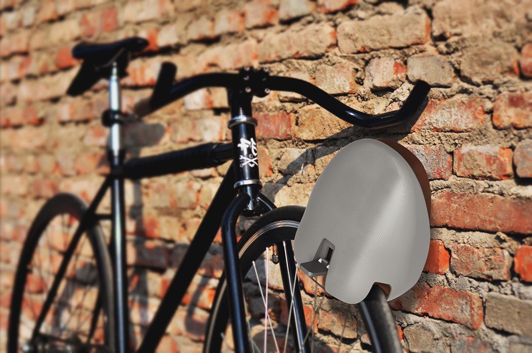 Безопасность головы и велосипеда: два-в-одном