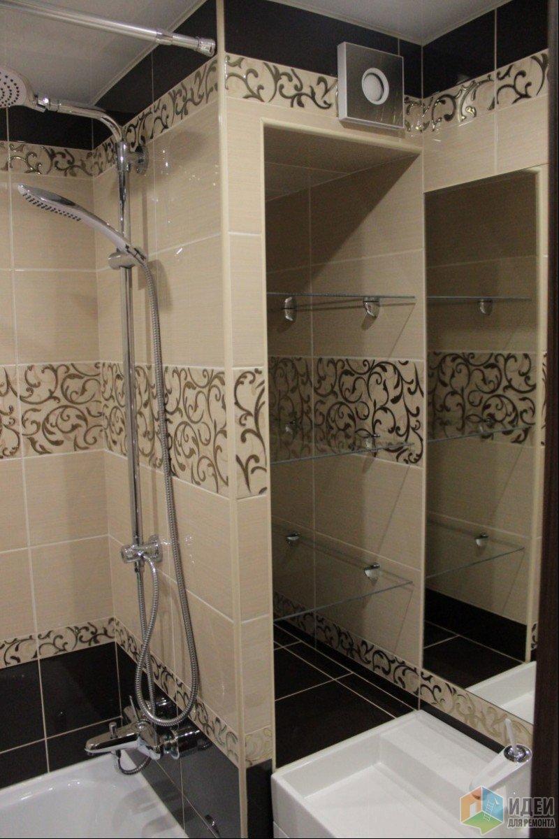 ремонт в ванной и туалета в панельном доме фото