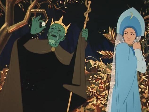 Откуда взялся  Кощей Бессмертный: история главного злодея русских сказок