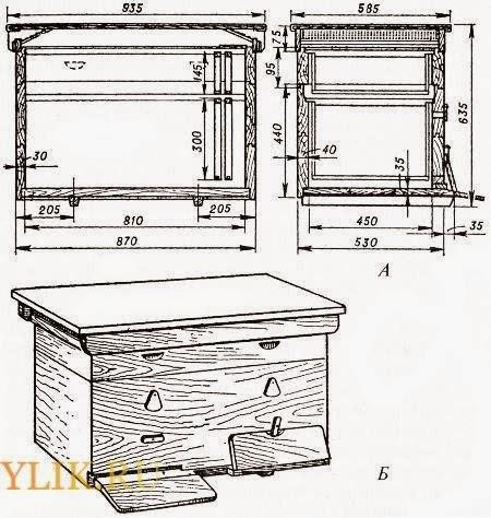 Пчеловодство рамки своими руками 98