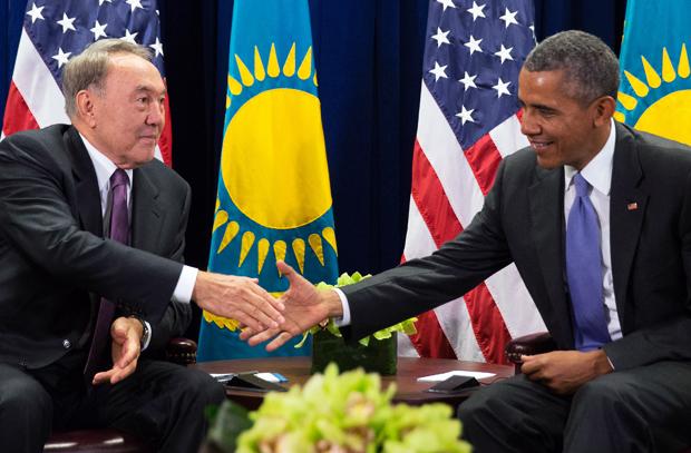 Двойная игра Назарбаева