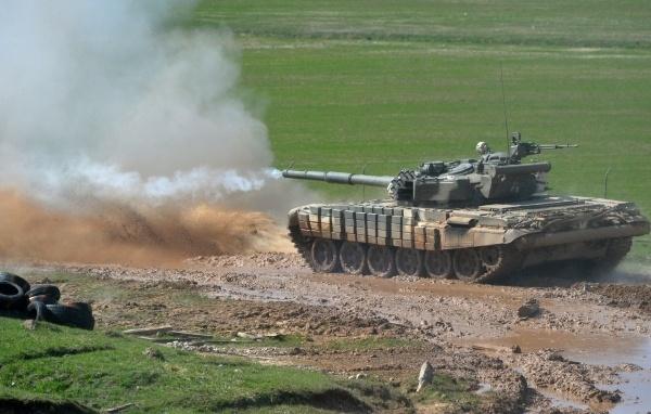 Польша возвращает в армию советские танки Т-72
