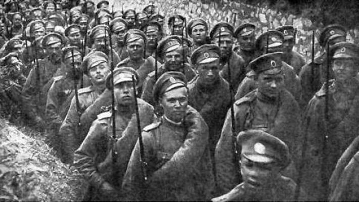 О Реальной Военной Мощи Российской Империи в ПМВ