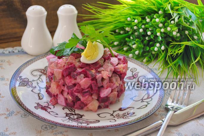 салат из свинного языка с фото